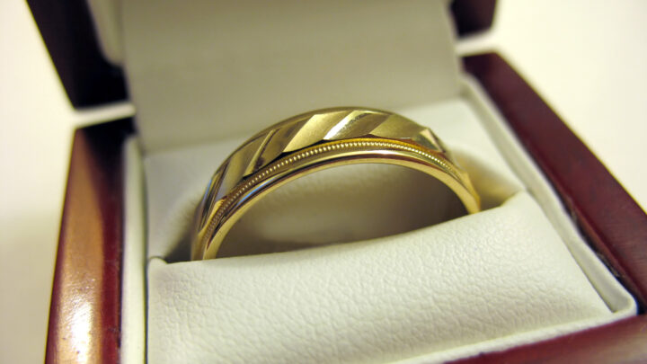 Wedding Ring: Is it possible to wear wedding rings before the wedding?
