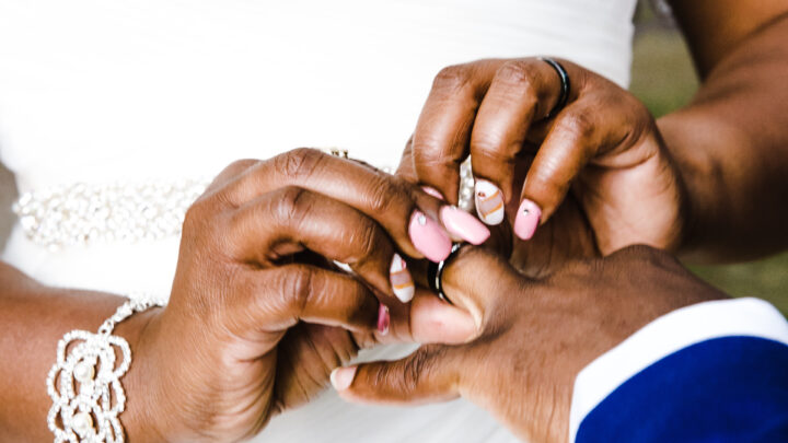 Do Wedding Rings Have To Be Gold?