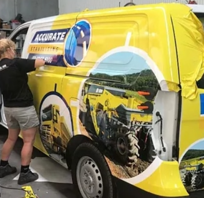 Vehicle Wrap: How Much Does a Commercial Vehicle Wrap Cost?