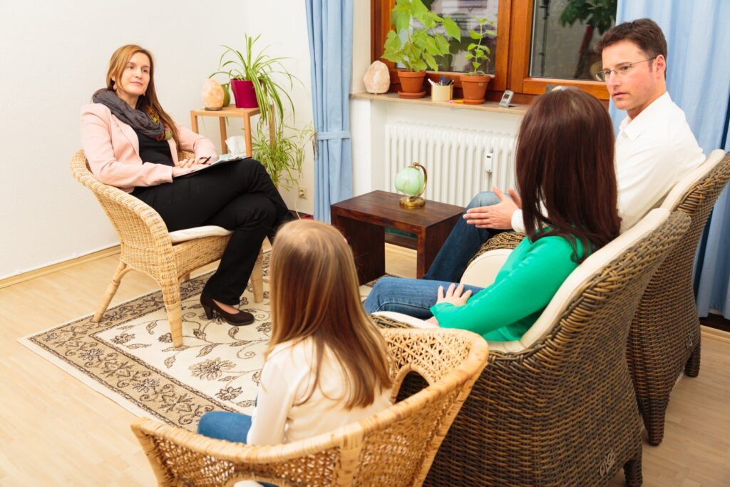 family counselling in Australia