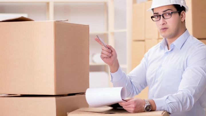Moving: Materials for packing property