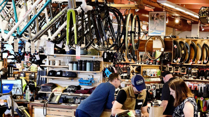 Bicycle workshop – expert's advice